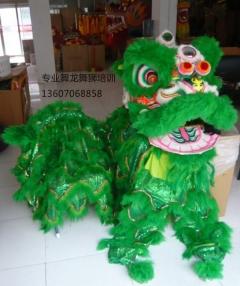 南狮(绿色)
